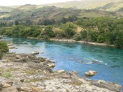 Clutha River at Roxburgh Dam