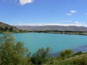 Lake Dunstan near Cromwell
