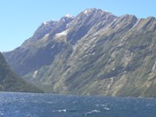 Majestic fjords of Milford Sound