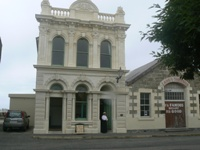 Preserved buildings in Oamaru