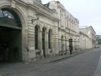 Historic precinct at Oamaru